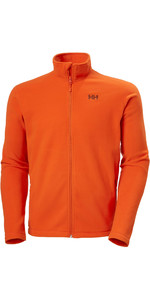 2020 Helly Hansen Mens Daybreak Fleece Jacket 51598 - Patrol Orange