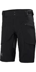 2020 Helly Hansen Mens Foil HT Shorts Black 34012
