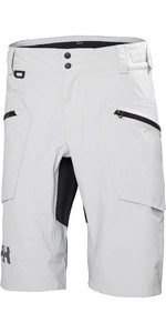 2020 Helly Hansen Mens Foil HT Shorts Grey Fog 34012