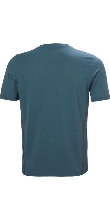 2021 Helly Hansen Mens HP Foil Ocean T-Shirt 34160 - Orion Blue