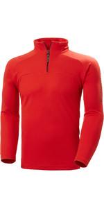 2020 Helly Hansen Mens HP 1/2 Zip Technical Pullover 54213 - Alert Red