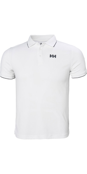 2021 Helly Hansen Mens Kos Polo White 34068