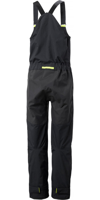 2020 Helly Hansen Mens Pier Bib Trousers 34157 - Ebony
