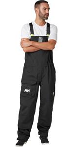 2020 Helly Hansen Mens Pier Bib Trousers 34157 - Ebony