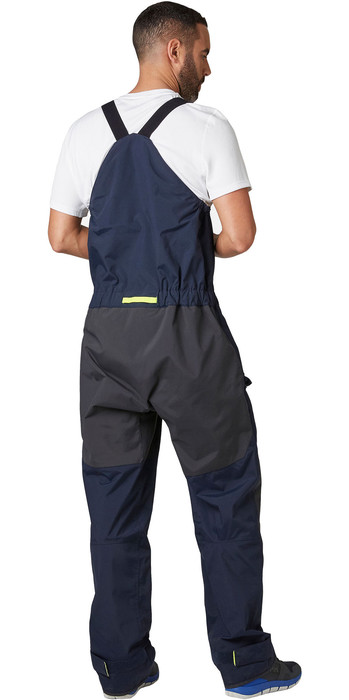 2021 Helly Hansen Mens Pier Bib Trousers 34157 - Navy