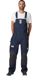 2020 Helly Hansen Mens Pier Bib Trousers 34157 - Navy