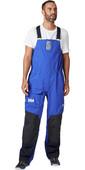 2021 Helly Hansen Mens Pier Bib Trousers 34157 - Royal Blue