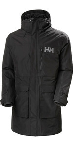 2020 Helly Hansen Mens Rigging Coat 53508 - Black