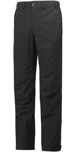 2018 Helly Hansen Packable Sailing Trousers Black 61965