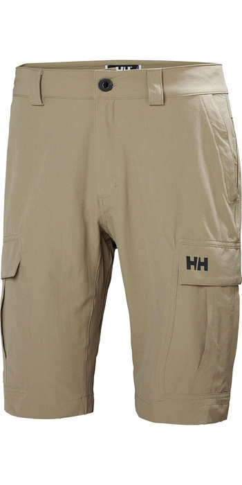 Helly Hansen Mens QD Cargo Trousers & Shorts Package - Fallen Rock