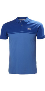 Helly Hansen Salt Polo Shirt Olympian Blue 33939