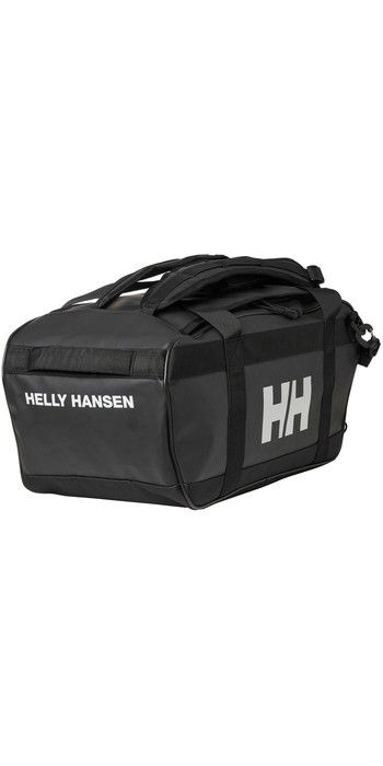 2021 Helly Hansen Scout Deffel Bag Small 67440 - Black