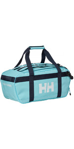 2020 Helly Hansen Scout Deffel Bag Small 67440 - Glacier Blue