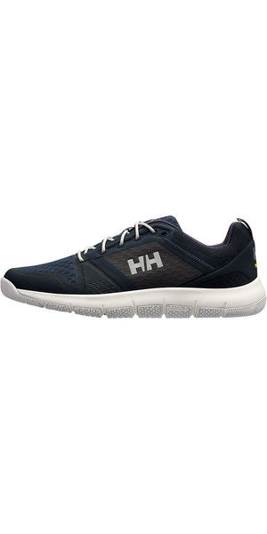 2019 Helly Hansen Skagen F-1 Offshore Sailing Shoe Navy /  Graphite Blue 11312