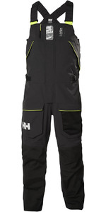 2019 Helly Hansen Skagen Offshore Bib Trousers Ebony 33908