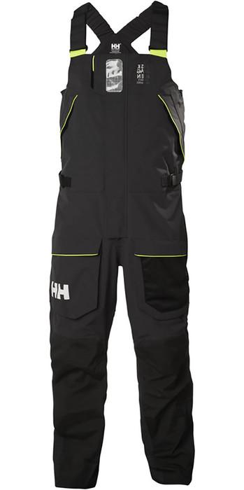 2020 Helly Hansen Skagen Offshore Bib Trousers Ebony 33908