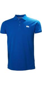 2019 Helly Hansen Transat Polo Shirt Olympian Blue 33980