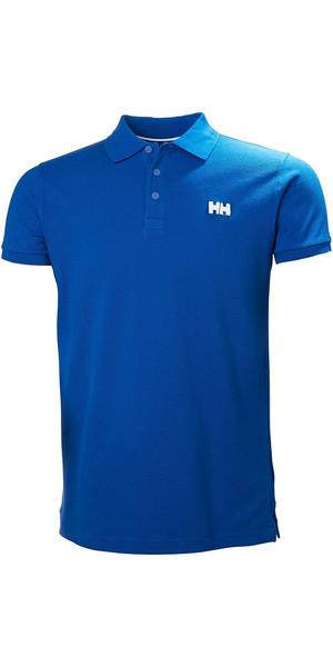 2019 Helly Hansen Transat Polo Shirt Olympian Blue 33980
