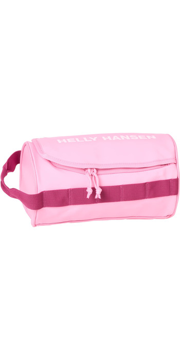 2020 Helly Hansen Wash Bag 2 68007 - Bubblegum Pink