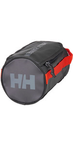2020 Helly Hansen Wash Bag 2 68007 - Ebony Cherry Tomato