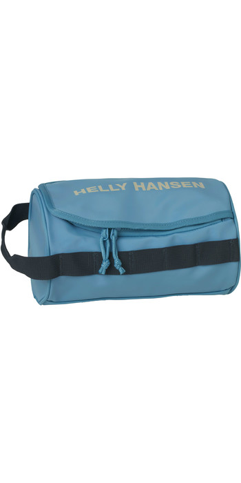 2020 Helly Hansen Wash Bag 2 68007 - Tundra Blue