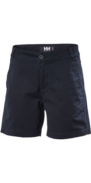 2018 Helly Hansen Womens Crew Shorts Navy 53047