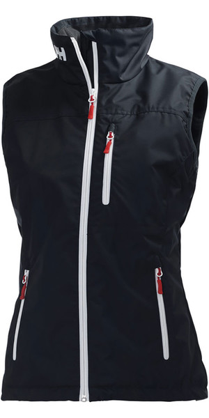 2019 Helly Hansen Womens Crew Vest Navy 30290