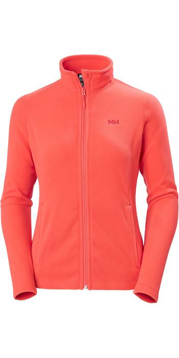 2020 Helly Hansen Womens Daybreaker Fleece Jacket 51599 - Cayenne