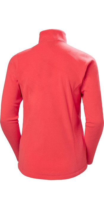 2020 Helly Hansen Womens Daybreaker 1/2 Zip Fleece 50845 - Cayenne