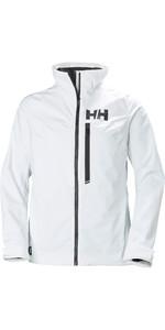 2020 Helly Hansen Womens HP Racing Midlayer Jacket White 34070