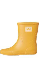 2021 Helly Hansen Womens Nordvik 2 Sailing Boots 11661 - Essential Yellow