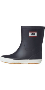 2020 Helly Hansen Womens Nordvik 2 Sailing Boots 11661 - Navy
