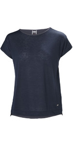 Helly Hansen Womens Thalia T-Shirt Navy 53040