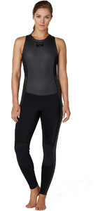 2019 Helly Hansen Womens Water Wear 3mm Neoprene Salopettes 34019