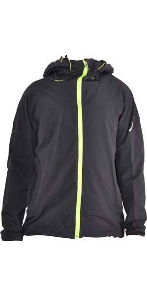 Henri Lloyd Dual Soft Shell Jacket BLACK S00352