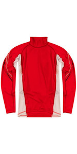Henri Lloyd Cobra LS Rash Vest Red Y30281