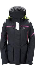 2018 Henri Lloyd Ladies Freedom Offshore Jacket Black Y00352