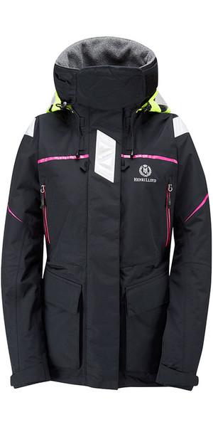 2018 Henri Lloyd Womens Freedom Offshore Jacket Black Y00352