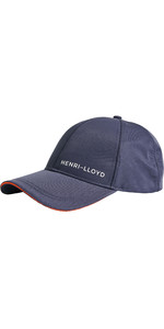 2019 Henri Lloyd Mens Fremantle Stripe Cap Navy Blue P191307014