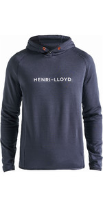 2020 Henri Lloyd Mens Fremantle Stripe Hoody Navy Blue P191104012