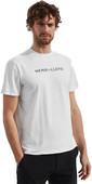 2020 Henri Lloyd Mens Fremantle Stripe Tee Cloud White P191104009