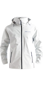 2020 Henri Lloyd Mens M-Course 2.5 Layer Inshore Sailing Jacket P201110041 - Cloud White