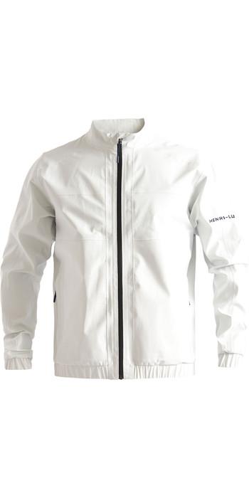2020 Henri Lloyd Mens M-Course Crew 2.5 Layer Inshore Sailing Jacket P201110043 - Cloud White