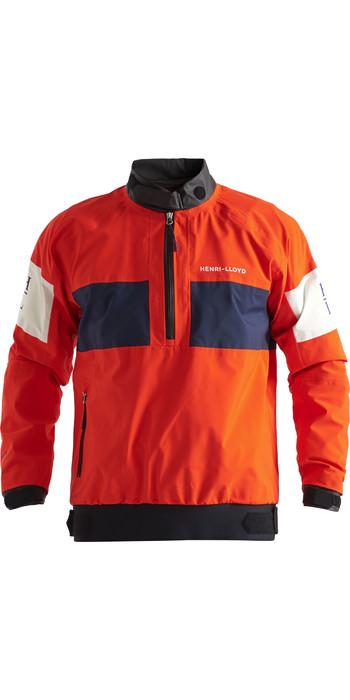 2020 Henri Lloyd Mens M-Pro 3 Layer Gore-Tex Sailing Smock P201110050 - Orange