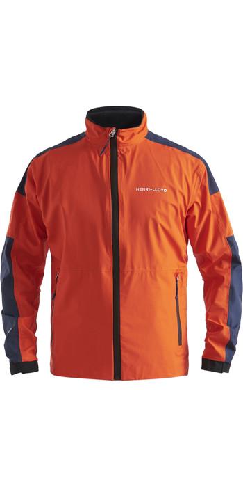 2020 Henri Lloyd Mens M-Race Gore-Tex Sailing Jacket P201110063 - Orange