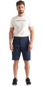 2020 Henri Lloyd Mens M-Race Gore-Tex Sailing Shorts P201115066 - Navy