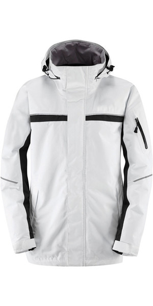 2018 Henri Lloyd Sail 2.0 Inshore Coastal Jacket Optical White YO200020