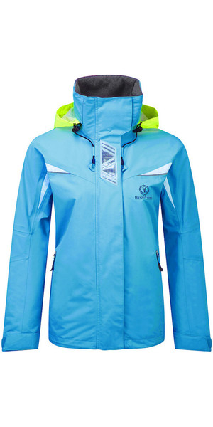 Henri Lloyd Ladies Wave Inshore Coastal Jacket Baltic Blue Y00354