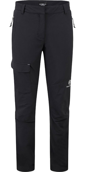 2018 Henri Lloyd Womens Element Sailing Trousers BLACK Y10185