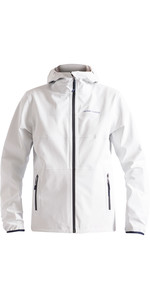 2020 Henri Lloyd Womens M-Course Light 2.5 Layer Inshore Sailing Jacket P201210046 - Cloud White